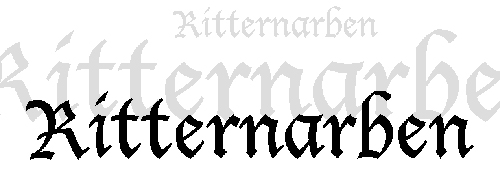 Fall Kachelmann: Faktum oder in der 'Elsen-Falle' ...? (Teil 31) - Seite 5 Ritternarben